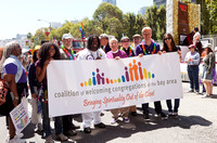 Coalition of Welcoming Congregations at SF Pride 2011