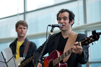 Jonathan Mann and the Rock Cookie Bottoms at Macworld Expo