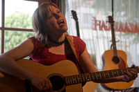 Molly Stenhouse at The Bazaar Café